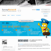 Survey Network UK Surveys Website